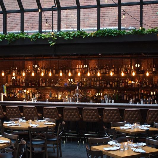 Bar lot six restaurant halifax nova scotia